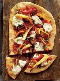 Shriveled Ogre-Nose Pizza