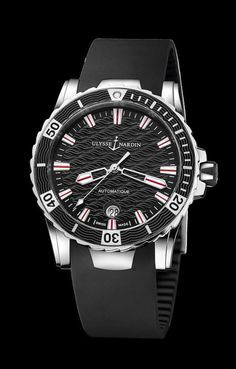 6e07705f0 Ulysse Nardin Lady Marine Diver Ladies watch, model number - discount price  of from the watch source