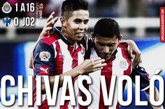 CHIVAS 1-0 RAYADOS    DEBUTA EN CASA CON TRIUNFO Un solitario gol del volante Néstor Calderón, al minuto 66, le dio a Guadalajara su primera victoria del torneo, en su debut en casa en el Apertura 2016.