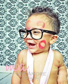 Kyson - son of Melissa Climenhaga - Mixed Chicks Facebook page | Flickr - Photo Sharing!