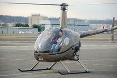 Helicopter: Robinson R22 by n808, via Flickr