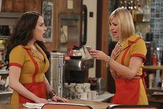 Max e Caroline sofrem boicote em novo episódio de #2BrokeGirls