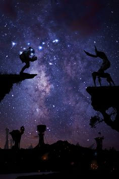 Oddworld Nightscape by BenDiAnna.deviantart.com on @deviantART