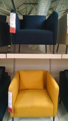 ikea eker yellow chair need. Black Bedroom Furniture Sets. Home Design Ideas