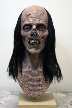 schell sculpture studio - ghoul
