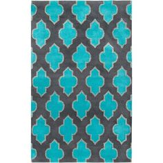 Buy the Rizzy Home Gray 8 x 10 Direct. Shop for the Rizzy Home Gray 8 x 10 Fusion Hand-Tufted New Zealand Wool Rug and save.