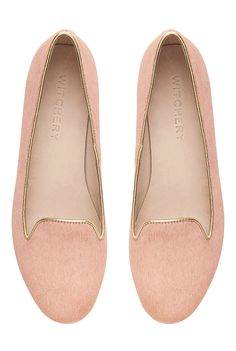 witchery | blair loafer. salmon pink