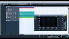 ADSR Pro Tutorial 6, Cubase groups, busses, parallel compression and fx.