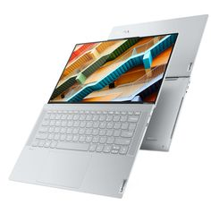 Enlightening Laptop: Lenovo Yoga Slim 7 Carbon High Tech Gadgets, Technology Gadgets, Internet Trends, Dolby Atmos, Mens Gear, Laptop, Yoga, Slim, Laptops