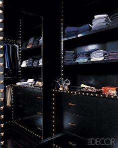 Dalliance Design: THE GENTLEMAN'S DRESSING ROOM - Blake's closet
