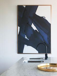 Kerry Armstrong - Home sweet Home - Art Art Mural, Abstract Wall Art, Painting Abstract, Painting Art, Beautiful Artwork, Modern Artwork, Painting Inspiration, Daily Inspiration, Design Inspiration