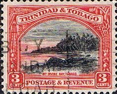 Trinidad and Tobago 1935 First Decimal SG 232 Mount Irvine Bay Fine Used Scott 35 Other West Indies and British Commonwealth Stamps HERE!