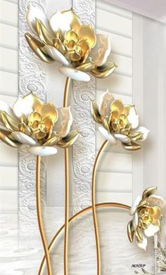 Haute Art Flowers created by excellent designers for wallpapers.