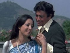 Tum Aa Gaye Ho - Sanjeev Kumar - Suchitra Sen - Aandhi - Kishore Kumar