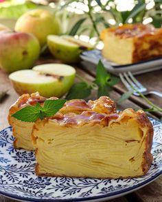 Terina s jabukama – Samo jedan griz Camembert Cheese, Dairy, Apple Cakes, Fruit, Facebook, Stone, Food, Photos, Rock