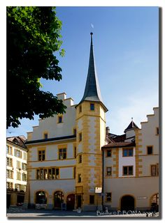 Old Crown Hotel,  Biel - Bienne, Switzerland Copyright: Pierre Bona