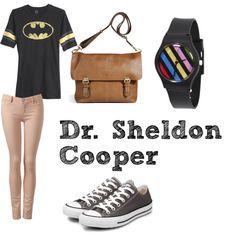 Dr. Sheldon Cooper