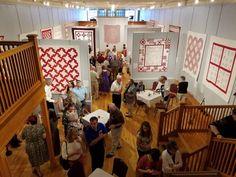 3. Iowa Quilt Museum, Winterset