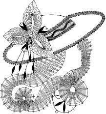 Výsledek obrázku pro paličkování Bobbin Lace Patterns, Lace Making, String Art, Paper Piecing, Handmade, Bobbin Lace, Scrappy Quilts, Human Figures, Lace Stencil