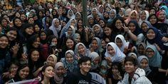 Meet and Greet bintang Jailangkung 2 (guritanews.com)