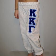 Kappa Kappa Gamma Sorority Sweatpants $24.99..but DG