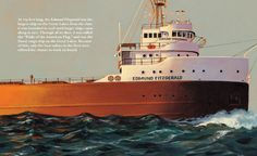 wreck of the edmund fitzgerald pictures - Google Search