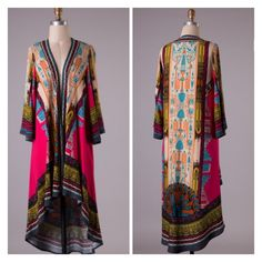 Tribal Multi Tunic | Fondren's Fashion House
