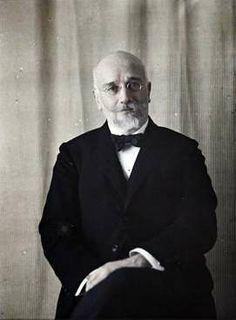 Eleftherios Venizelos (1864-1936). Photo Auguste Léon (1919) - Musée Albert Kahn Albert Kahn, Auguste, Abraham Lincoln, Daddy, Photos, History, Portrait, Writers, Pictures