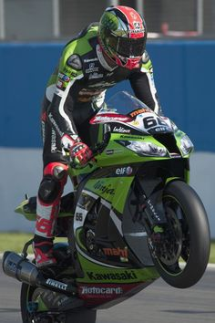 Tom Sykes - World Superbikes Race
