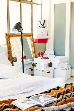A Lust for Life: Inside Olivia Lopez's Fashionable Loft | MyDomaine