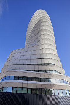 Education Executive Agency & Tax Offices | Groningen, Netherlands | UNStudio | photo © Ronald Tilleman