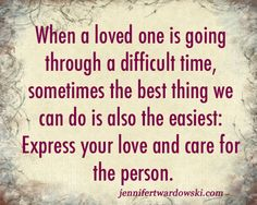 5 Ways to Deal With a Stressed or Depressed Loved One - Jennifer Twardowski
