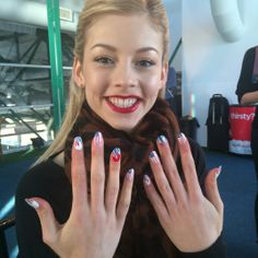 Gracie Gold Shares Make-Up Tips, Competition Secrets (Beauty High)