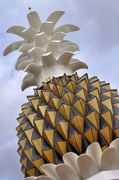 ¡Y el octaedro se hizo piña! | Matemolivares
