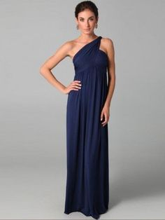 2013 Style Sheath _ Column One Shoulder Ruffles  Sleeveless Floor-length Chiffon Prom Dress _ Evening Dress. br_Product Name2013 Style Sheath _ Column One Shoulder Ruffles  Sleeveless Floor-length Chiffon Prom Dress _ Evening Dressbr_br_Weight2kgbr_br_ Start From1 Unitbr_br_ Hemline _ TrainFloor-lengthbr_br_Sle.. . See More One Shoulder at http://www.ourgreatshop.com/One-Shoulder-C968.aspx