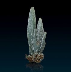 Bluemountains - Buy Minerals (with story) from all over the blue planet. bluemountain minerals, alpine specimen, crystals found in the alps Green Quartz, Green Colors, Sage, Greece, Surface, Island, Crystals, Top, Character