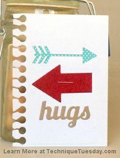 Heart Card / najdete zde: http://www.prettypapers.cz/eshop/big-shot-a-prislusenstvi/vyrezavaci-sablony/technique-tuesday-heart-card-vyrezavaci-sablony.html