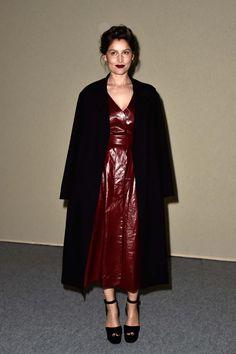 WHO: Laetitia Casta  WHAT: Nina Ricci  WHERE: Nina Ricci Fall 2016 show, Paris   WHEN: March 5, 2016    #BestDressed  #fashion   #Koshchenets
