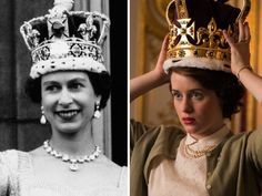 Lifestyle with Danny: ¿Vale la pena ver 'The crown'? Queen Elizabeth Father, The Crown Elizabeth, Queen Mother, Queen Mary, Princess Anne, Princess Margaret, Crown Netflix, Peter Townsend, Imelda Staunton
