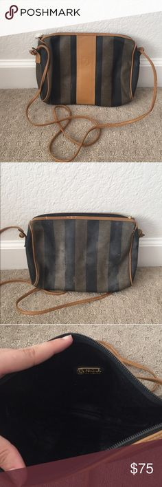 ... bag tradesy 0a241 7bc68 spain 100 authentic fendi crossbody 56f0e 64dc8  ... 4383b38716