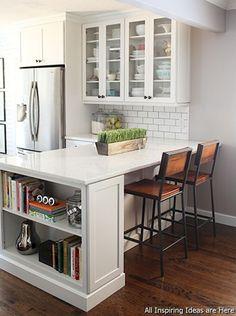 Brilliant Small Kitchen Remodel Ideas 28 #kitchenremodeling