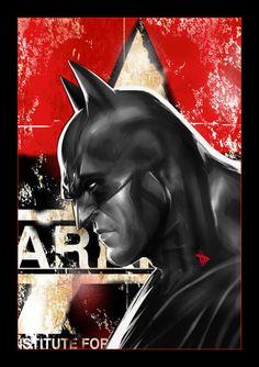Batman and Arkham