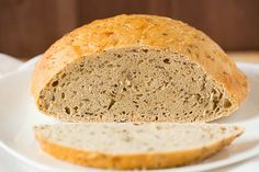 A recipe for Jewish Rye Bread - perfect for your morning toast or a hearty reuben sandwich.