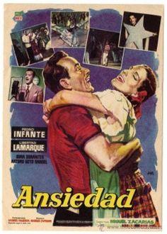 Pedro Infante - Ansiedad (1953) - Cine Mexicano Epoca de Oro
