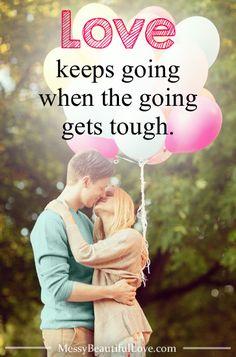 Love Keeps Going