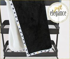 So soft and plush! Soft Elegance Sherpa + Cuddle Big Blanket: Fabric Depot & Shannon Fabrics | Sew4Home with Sherpa Cuddle Ivory http://bit.ly/1Sjd2E9 and Embossed Ribbon Cuddle® Black http://www.shannonfabrics.com/index.php?main_page=product_info&cPath=968_974&products_id=1850 @fabricdepot @sew4home