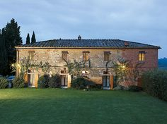 A villa in Tuscany =))