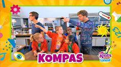 Kompas maken. Kinderboekenweek 2015 | Raar maar waar