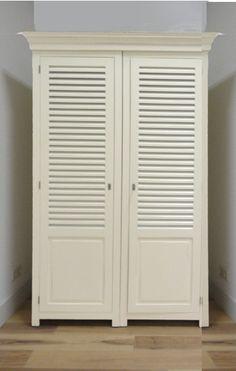 E845,- // Louvre 2 deuren wit