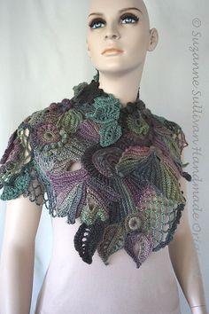 Ravelry: SSHO's Freeform Crochet3